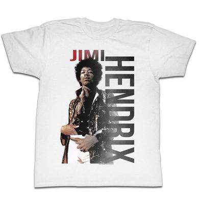 Jimi Hendrix T Shirt   Jimi Hendrix James T-Shirt