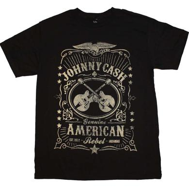 Johnny Cash T Shirt | Johnny Cash Black Label T-Shirt
