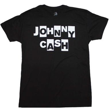 Johnny Cash T Shirt | Johnny Cash Ransom T-Shirt