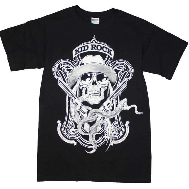 Kid Rock T Shirt | Kid Rock Snake Label T-Shirt