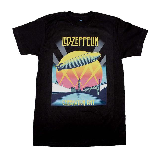 Led Zeppelin T Shirt | Led Zeppelin Celebration Day T-Shirt