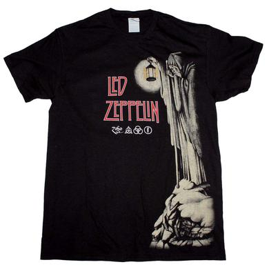 Led Zeppelin T Shirt | Led Zeppelin Hermit T-Shirt