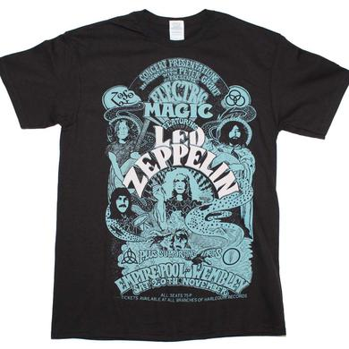 Led Zeppelin T Shirt | Led Zeppelin Magic T-Shirt