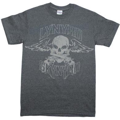 Lynyrd Skynyrd T Shirt   Lynyrd Skynyrd Biker Patch T-Shirt