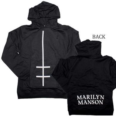 Marilyn Manson Double Cross Sweatshirt