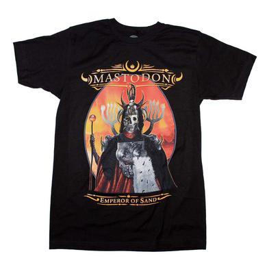 Mastodon T Shirt | Mastodon Emperor of Sand T-Shirt