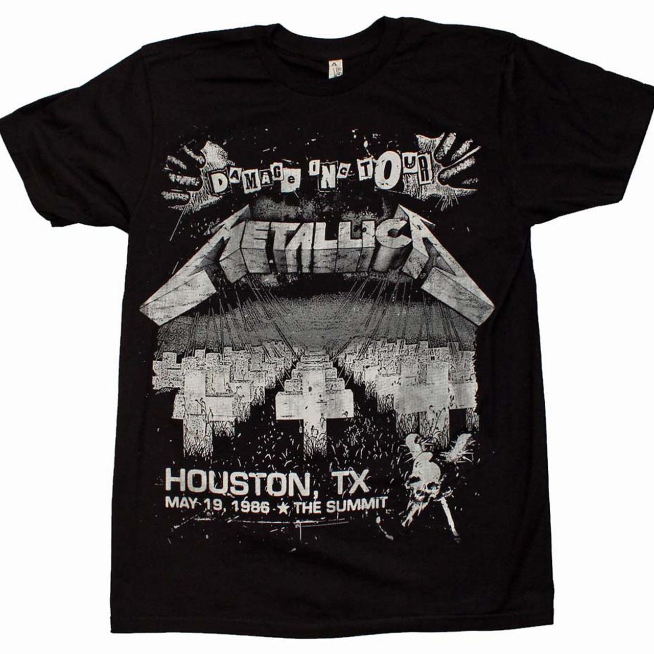 2314cdc3e0a82 T Shirts Metallica - DREAMWORKS