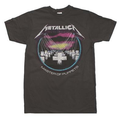 Metallica T Shirt | Metallica Master of Puppets Vintage T-Shirt