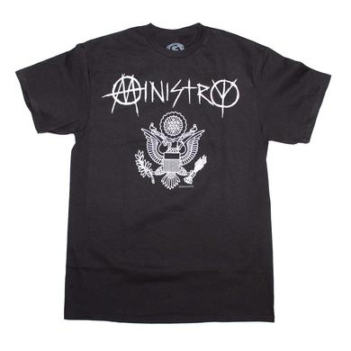 Ministry T Shirt | Ministry Great Seal T-Shirt