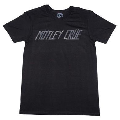 Motley Crue T Shirt | Motley Crue Logo T-Shirt