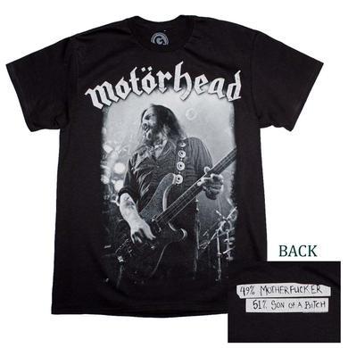 Motorhead T Shirt | Motorhead 49/51 T-Shirt