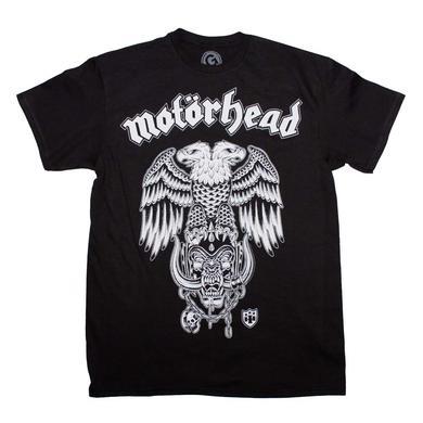 Motorhead T Shirt | Motorhead Hiro Double Eagle T-Shirt