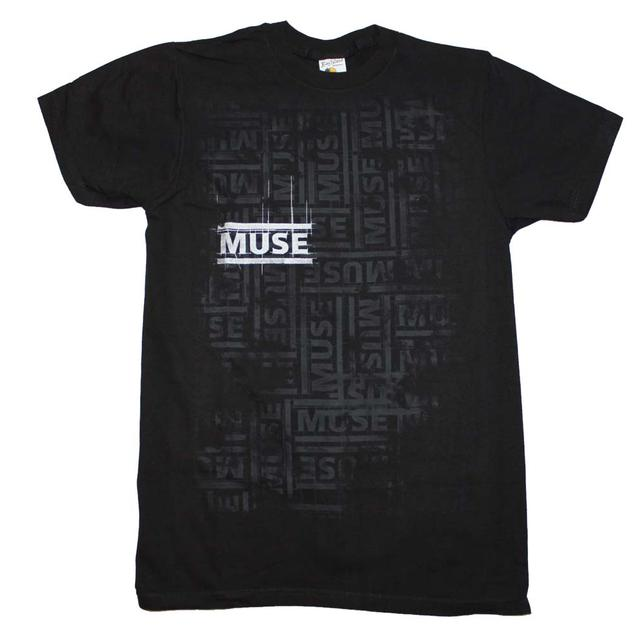 Muse T Shirt | Muse Repeat T-Shirt
