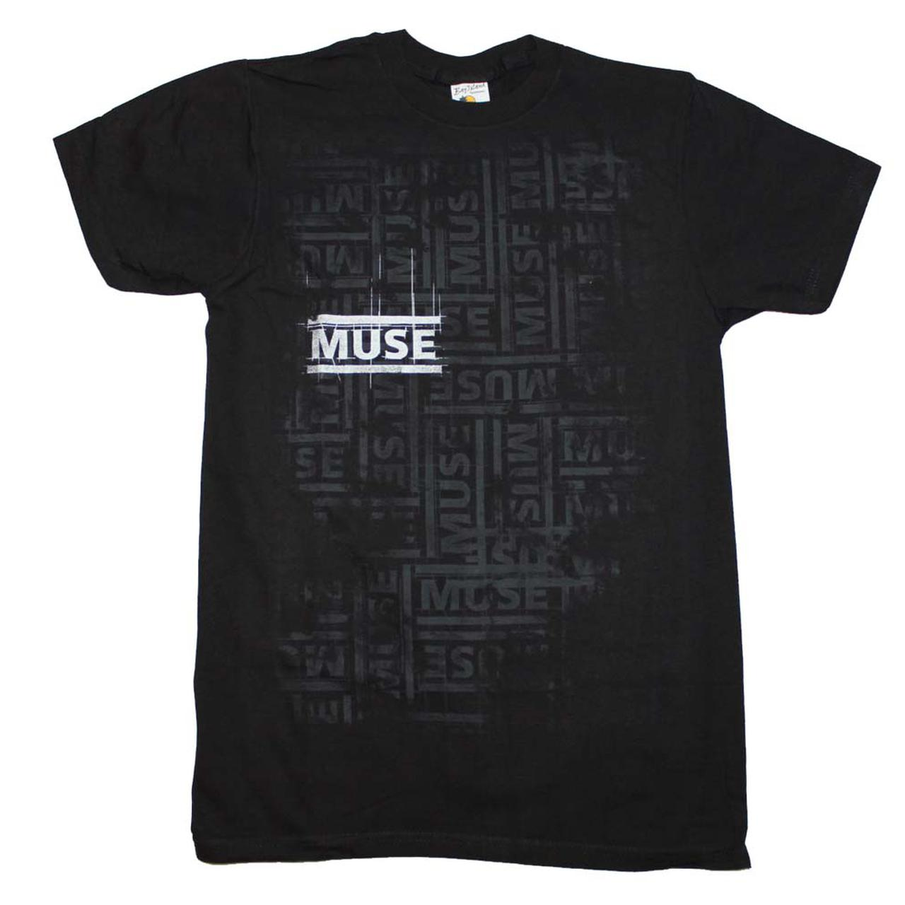 muse t shirt muse repeat t shirt. Black Bedroom Furniture Sets. Home Design Ideas