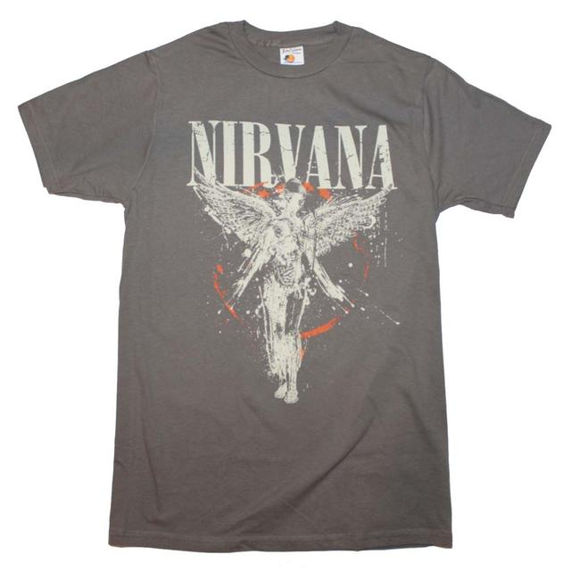 Nirvana T Shirt | Nirvana Galaxy In Utero T-Shirt