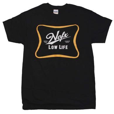NOFX T Shirt | NOFX Low Life T-Shirt