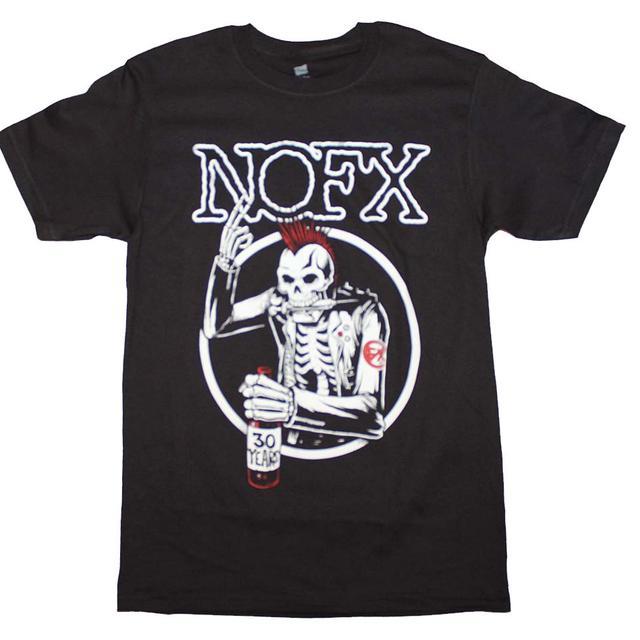 NOFX T Shirt | NOFX Old Skull T-Shirt