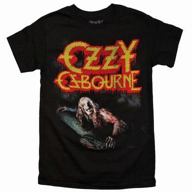 Ozzy Osbourne T Shirt | Ozzy Osbourne BATM Vintage T-Shirt
