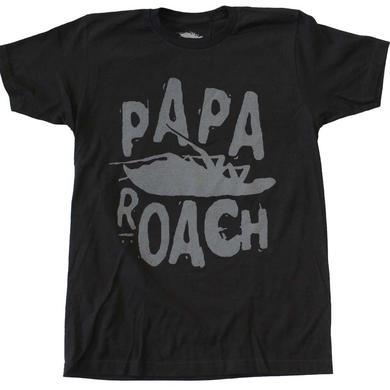 Papa Roach T Shirt | Papa Roach Classic Logo T-Shirt