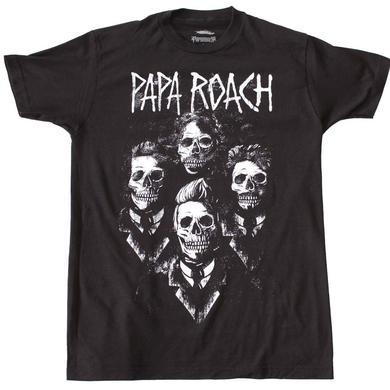 Papa Roach T Shirt | Papa Roach Portrait T-Shirt