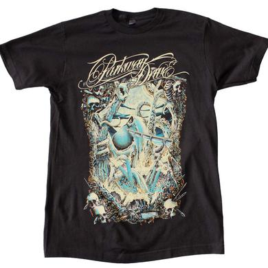 Parkway Drive T Shirt | Parkway Drive Kraken T-Shirt