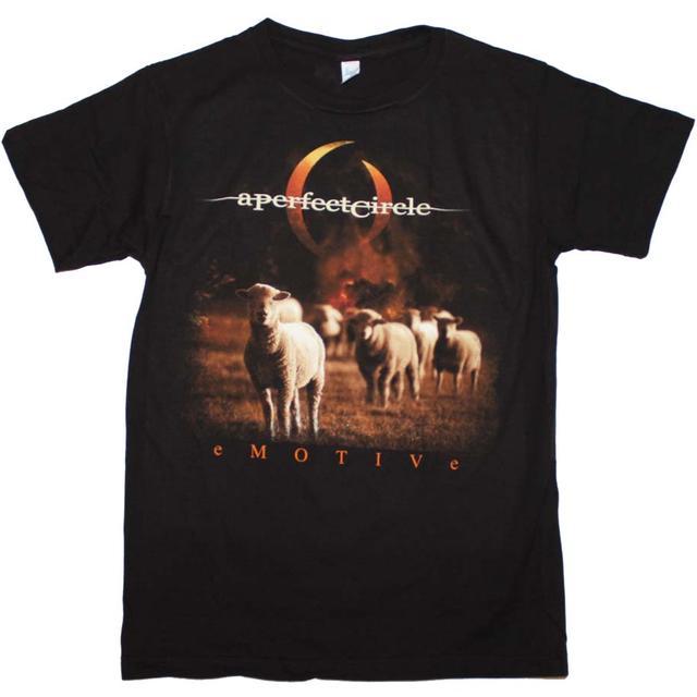 A Perfect Circle T Shirt | A Perfect Circle Emotive Slim Fit T-Shirt