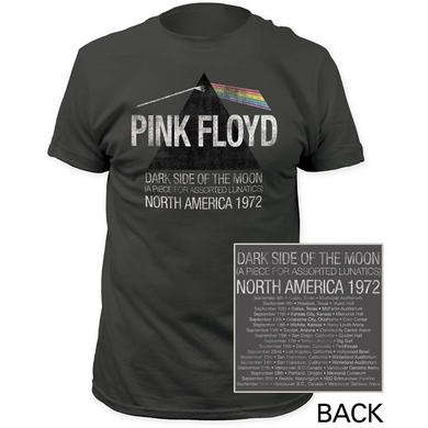 Pink Floyd T Shirt | Pink Floyd Piece for Assorted Lunatics T-Shirt