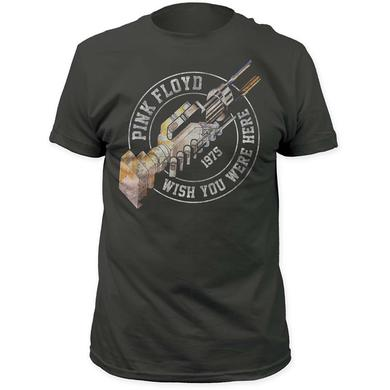 Pink Floyd T Shirt | Pink Floyd Wish You Were Here '75 T-Shirt
