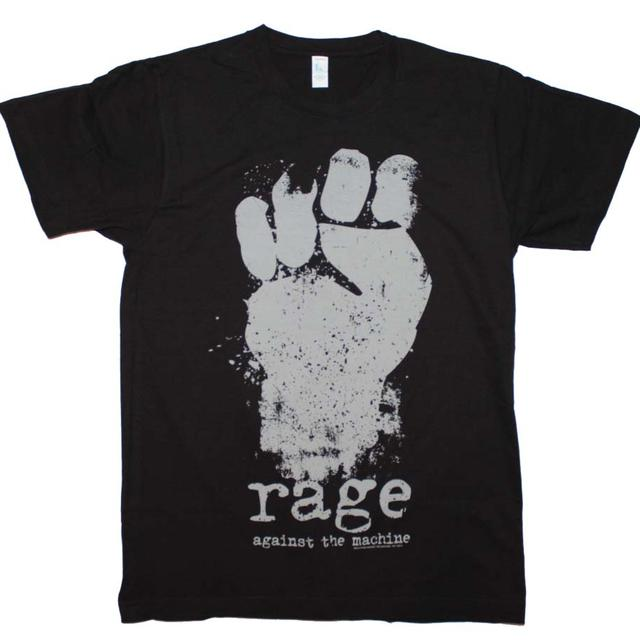Rage Against the Maching T Shirt | Rage Against the Machine Fist T-Shirt