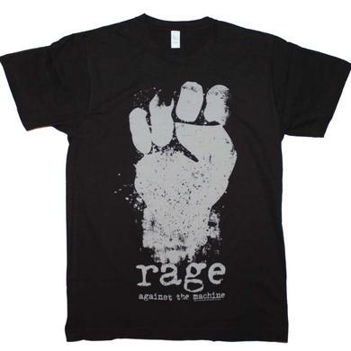 Rage Against the Maching T Shirt | Rage Against the Machine Fist T-Shirt