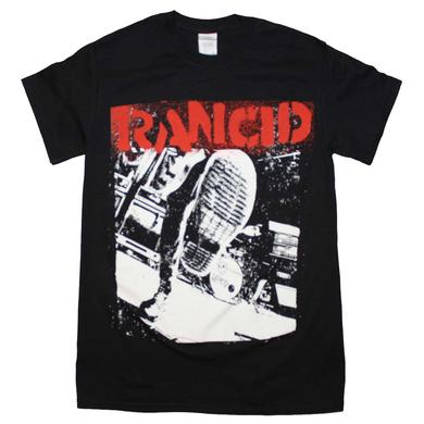 Rancid T Shirt | Rancid Boot T-Shirt