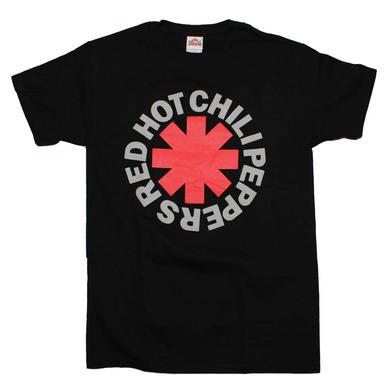 Red Hot Chili Peppers T Shirt | Red Hot Chili Peppers Asterisk T-Shirt