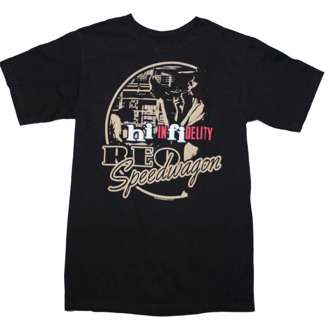REO Speedwagon T Shirt | REO Speedwagon Hi Infidelity T-Shirt