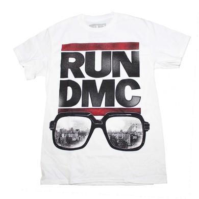 Run DMC T Shirt | Run DMC Glasses NYC T-Shirt