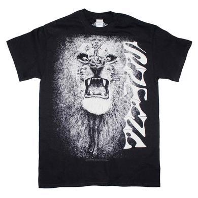 Carlos Santana T Shirt | Santana White Lion T-Shirt