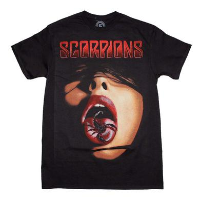 The Scorpions T Shirt   Scorpions Tongue T-Shirt