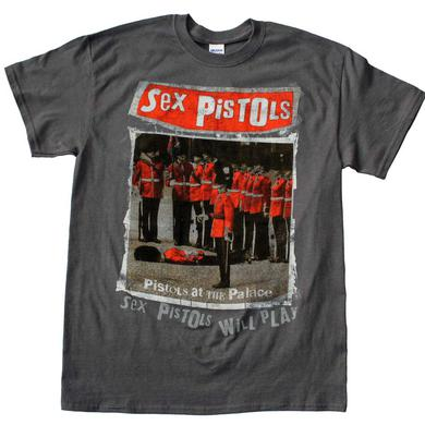 Sex Pistols T Shirt | Sex Pistols at the Palace T-Shirt