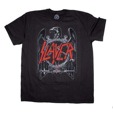 Slayer T Shirt | Slayer Black Eagle T-Shirt