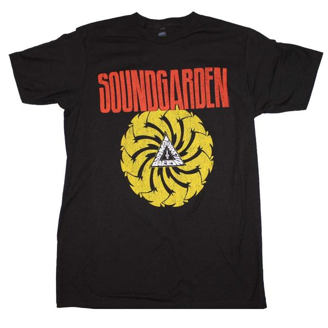 Soundgarden T Shirt | Soundgarden Badmotorfinger T-Shirt