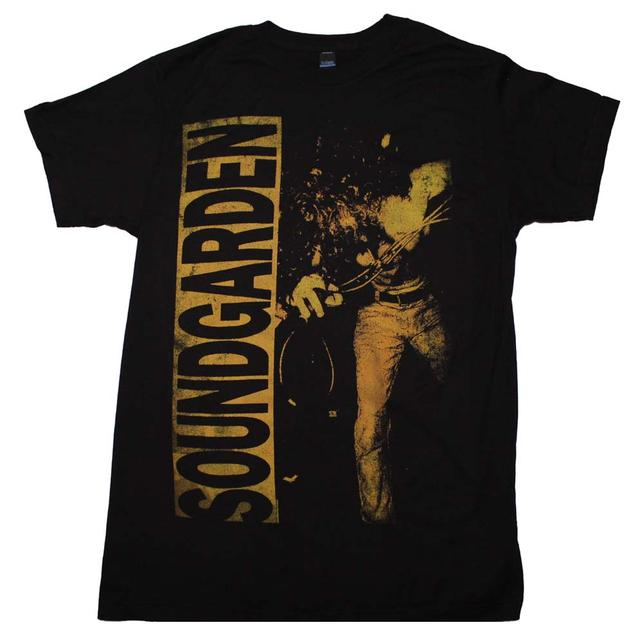 Soundgarden T Shirt | Soundgarden Louder Than Love T-Shirt