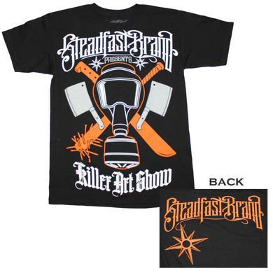 Tattoo Culture T Shirt | Steadfast Brand Killer Art Show Tattoo T-Shirt