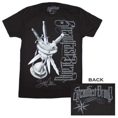 Tattoo Culture T Shirt | Steadfast Brand Killing Time Tattoo Art T-Shirt