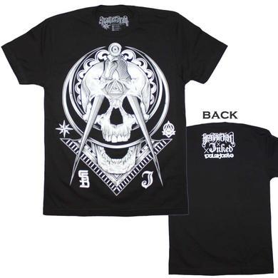 Tattoo Culture T Shirt | Steadfast Brand Not So Secret Society Tattoo Skull T-Shirt
