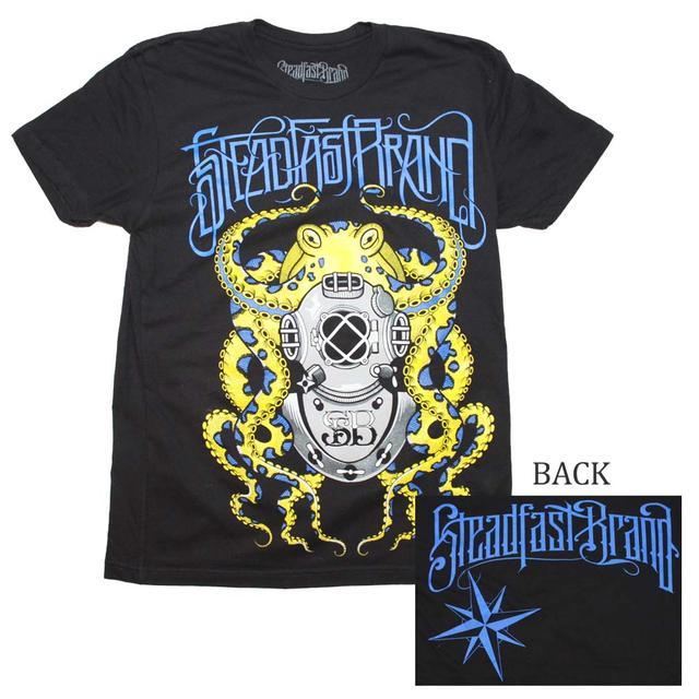 Tattoo Culture T Shirt | Steadfast Brand Octopus T-Shirt