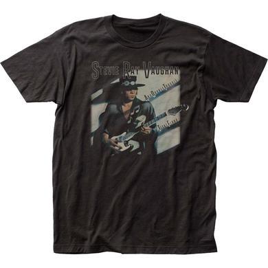 Stevie Ray Vaughn T Shirt   Stevie Ray Vaughan Texas Flood T-Shirt