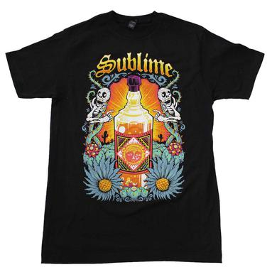 Sublime T Shirt | Sublime Sun Bottle Soft T-Shirt