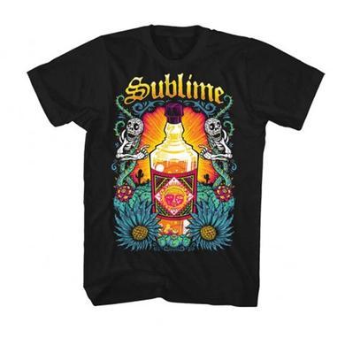 Sublime T Shirt   Sublime Sun Bottle Soft T-Shirt