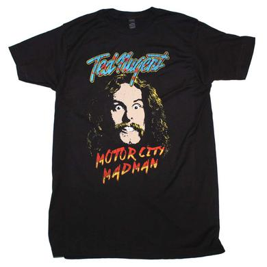 Ted Nugent T Shirt | Ted Nugent Motor City Madman T-Shirt