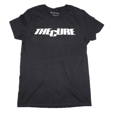 The Cure T Shirt | The Cure Logo T-Shirt
