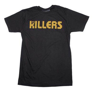 Killers T Shirt | The Killers Orange Logo T-Shirt
